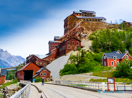 Kennecott Mill Tour